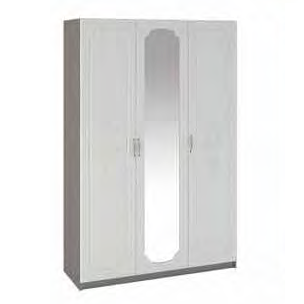 Шкаф трехстворчатый «Эльза ШК-913»
