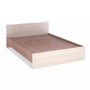 Кровать со спальным местом 1400×2000 мм «Бася КР-557»