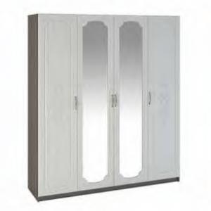 Шкаф четырехстворчатый «Эльза ШК-914»